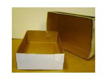 Парафинированные коробки